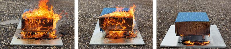 Der Brandschutz ist ein ernst zu nehmendes Thema im Baubereich