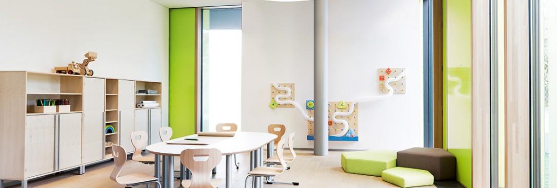checkliste kitaplanung architektur f r krippe kindergarten schule und freiraumgestaltung. Black Bedroom Furniture Sets. Home Design Ideas