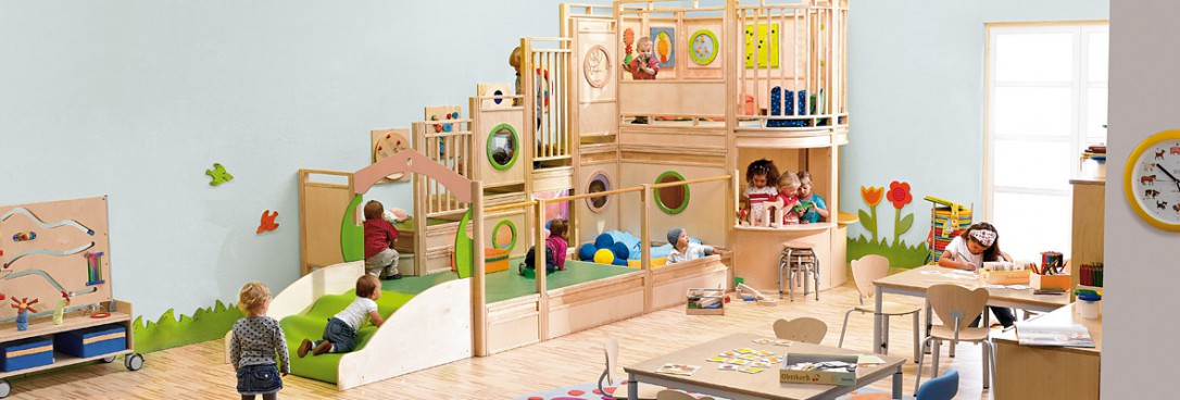 gemino spielh user architektur f r krippe kindergarten. Black Bedroom Furniture Sets. Home Design Ideas