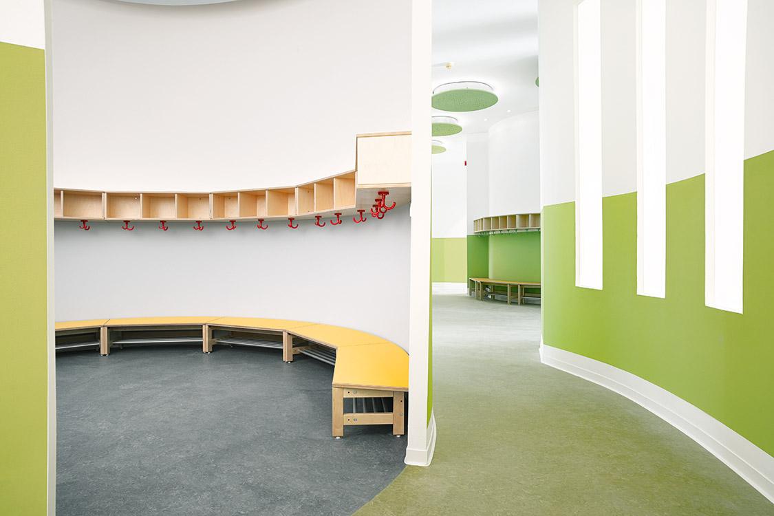 Kindergarten berlin architektur f r krippe kindergarten schule und freiraumgestaltung - Architektur fur kinder ...