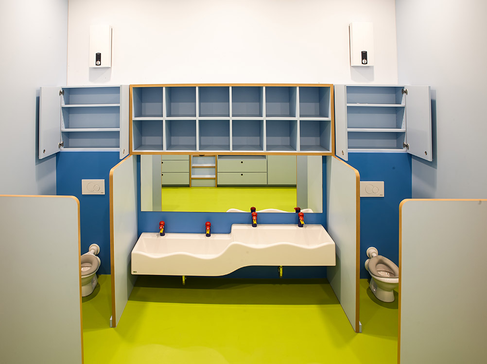 kita offenbach architektur f r krippe kindergarten. Black Bedroom Furniture Sets. Home Design Ideas